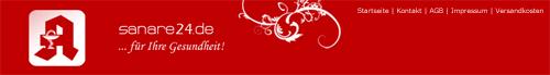 sanare24.de - Logo